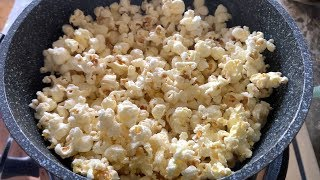 How to Homemade Popcorn (Easy and Quick)