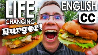 🍔🍔🍔 This Burger Changed My Life - Easy Peasy Lemon Squeezy - Amazing Results - English Subtitles