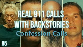 #5 | Confession Calls | 5 Extremely Terrifying 911 Calls